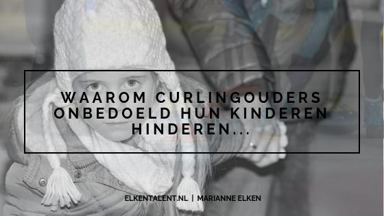 Waarom Curlingouders onbedoeld hun kinderen hinderen